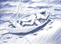 Cast Adrift Storyboard 1